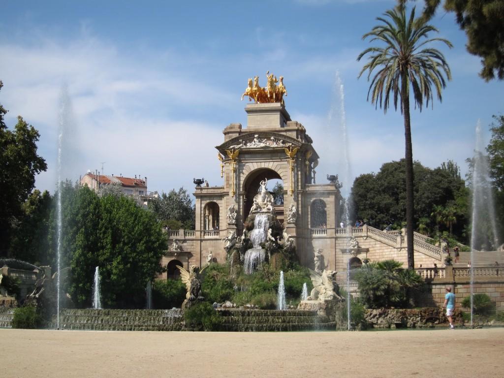 Parc de Cuitadella